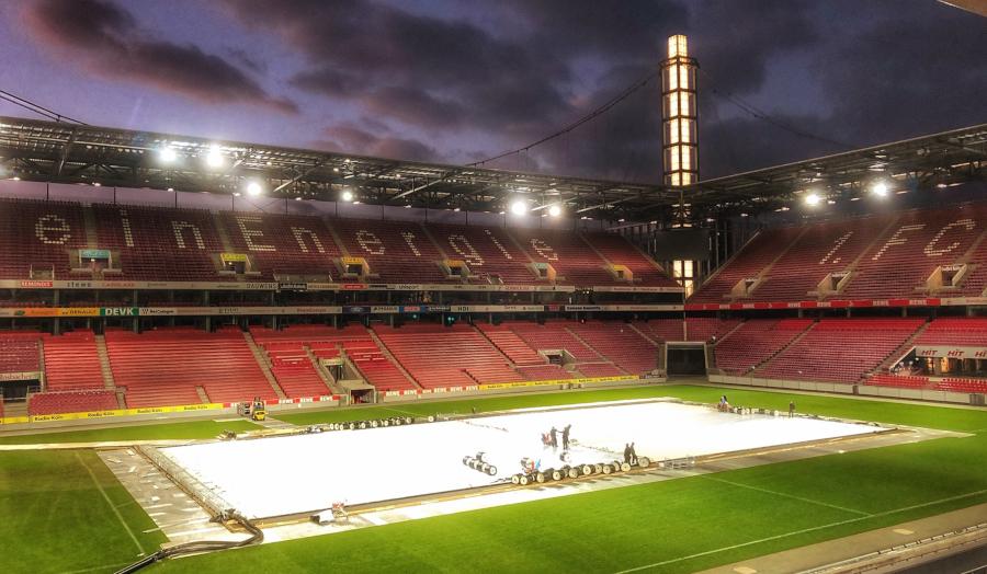 Stadionausbau Köln